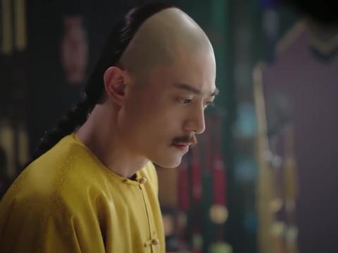 如懿传:金玉妍救王爷,不顾八个月的身孕,殿前磕的头破血流