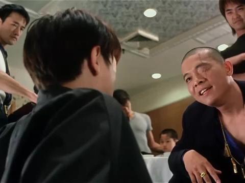 刘德华曾经是洪泰最能打的人,不料现在变成了软脚虾