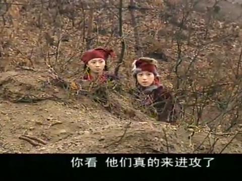 影视:辽军突袭军营,薛仁贵却让大伙去厨房打架,不愧是火头军