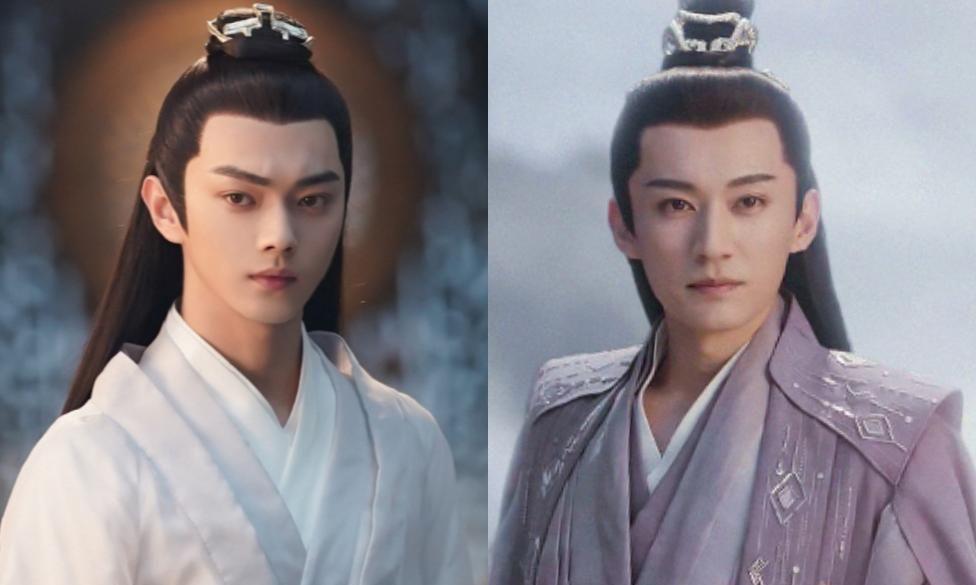 《千古绝尘》许凯、刘学义两大「仙男」,谁能占据芳心C位?