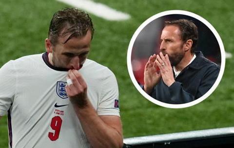 凯恩彻底被用废!2场隐身0球0助 英格兰真缺一个孙兴慜