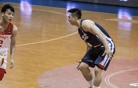 中国男篮要崛起,49分大胜对手,张镇麟成球队篮板王