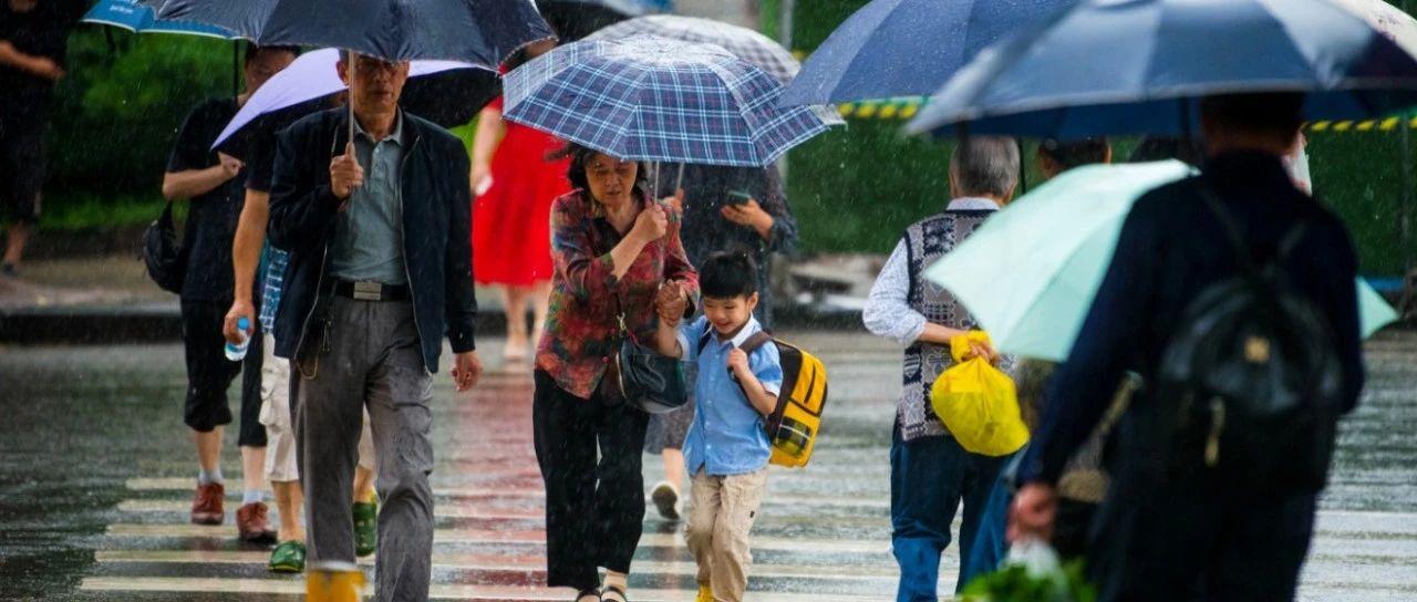 万州10多个镇乡遭遇暴雨袭击,这个地方的雨最大……