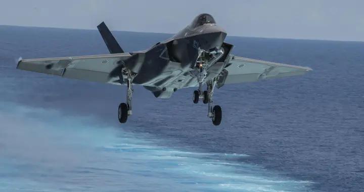 俄海军太平洋军演,美航母速返航,F22A战机出动,五角大楼不淡定