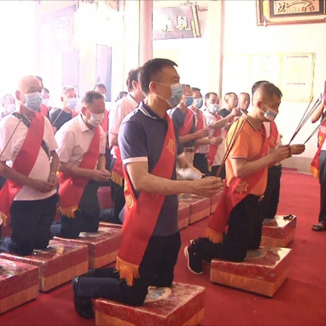 南安举办纪念郑成功收复台湾359周年系列活动