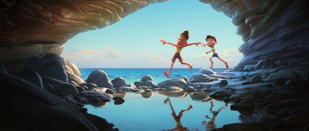皮克斯又一新片!《夏日友晴天》由《寻梦环游记》团队打造!这画风太治愈了!