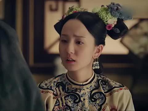 延禧攻略:绿茶手段太高公主不敌,亲妈下场手撕绿茶,大快人心