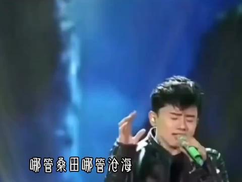经典音乐分享,张杰演唱《剑心》唱出江湖儿女爱恨情仇,百听不厌