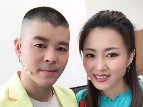 她被称为是赵本山最美女弟子,40岁撞脸张天爱