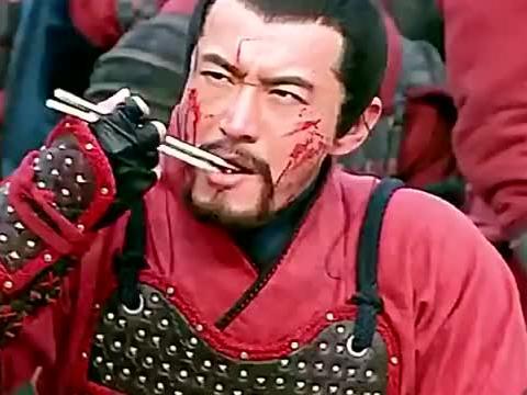 精忠岳飞:男子有很大的怨气,毕竟你有个高标准的老爸啊