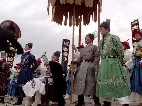 影视:不愧是经典,邱莫言子母剑帅气,曹少钦更霸气