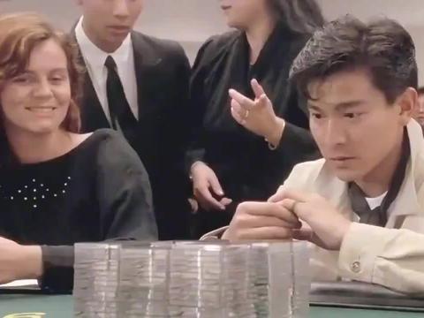 论胆量就服赌侠华仔,刚赢一把,直接梭哈2500万,真够狠!
