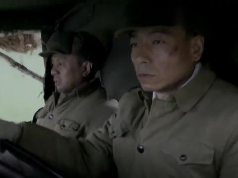 三八线:敌军空袭引起车辆着火,班长下决心,决定舍命保护金旺