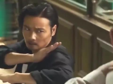 张天志对战摔角高手,招招毙命