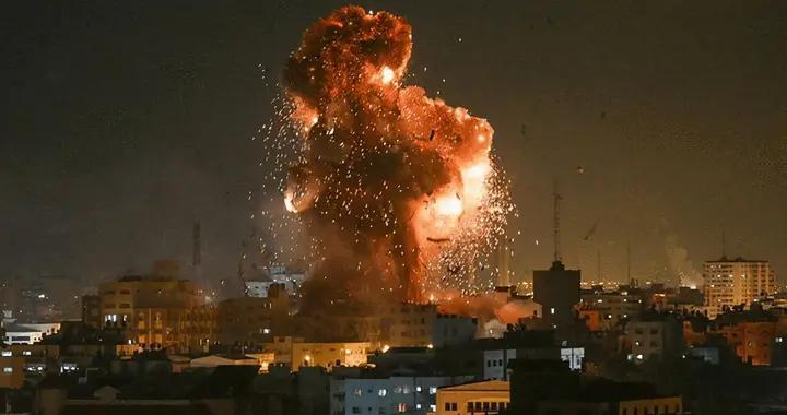 以色列新总理下令空袭加沙,巴以冲突又将重演?