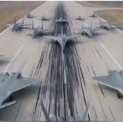 歼-20、运-20、歼-16、歼-10……超燃!