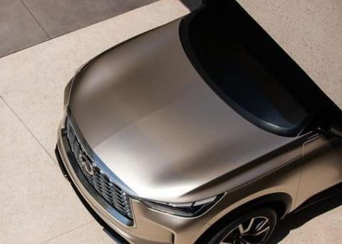 """英菲尼迪迎来""""大换血""""新车外观接近概念车,车漆采用液态金!"""