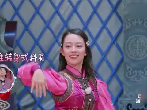 """谢娜当众秀舞技,被""""草原王子""""一眼相中,张杰不淡定了!"""