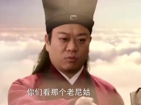 钟馗到寺庙,发现老尼姑不对劲,化身天师降魔!