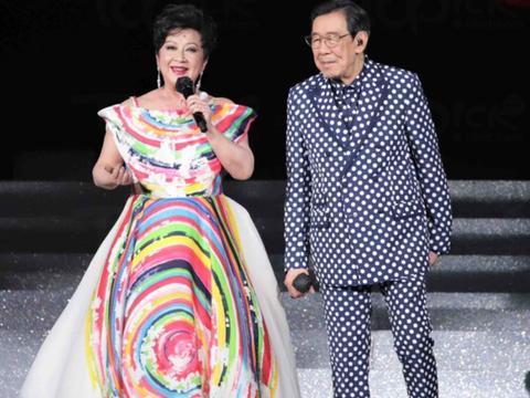 89岁胡枫开个唱连唱三小时,梁家辉替谢贤做嘉宾,已打破红馆纪录
