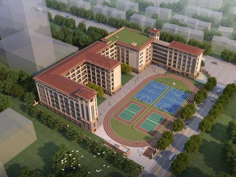 涨姿势!厦门诞生福建省第一所装配式钢结构学校