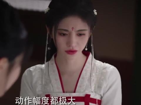 如意芳霏:肃王给傅容写情诗,字里行间都是宠溺,肃王真是黏人!