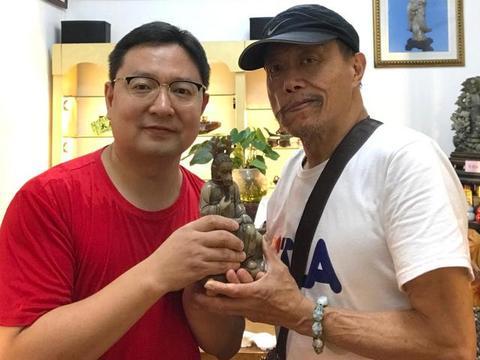"""台南商人陈永清的寿山石生意:""""淘石""""两岸间"""