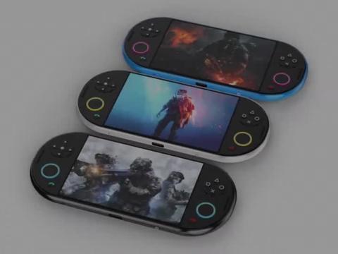新时代的诺基亚 N-Gage 概念机:曾是游戏手机鼻祖