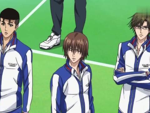 网球王子:新来了一个心理教练,真是不一般,上来就要单打比赛
