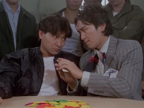 赌侠:阿星实在太机智,牌只吃下一半,最后拿出来力压全场