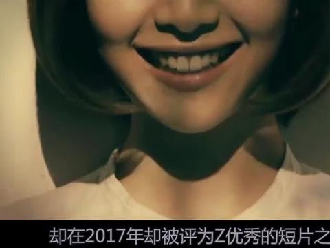 女孩每天保持微笑,久而久之脸变成了面具,一部让人深思的电影