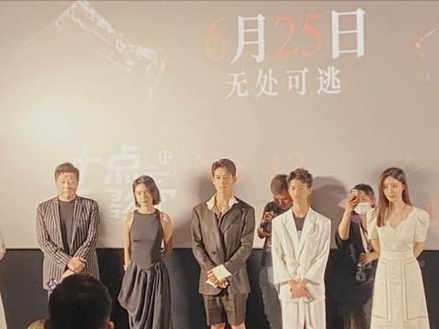 家暴题材电影《完美受害人》首映礼今天举行,现场观众痛哭失声!