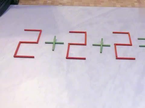 烧脑数学题,整道题的数字看似很简单,而答案很多人答错
