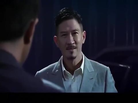 扫毒:张家辉兄弟相认这一段,表演堪称经典,都能直接获奖