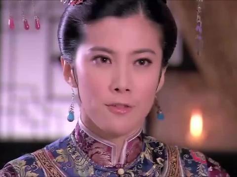 美璃吃了大福晋的杨梅子中毒,王爷大怒质问大福晋。
