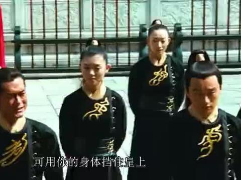 影视:古天乐发明了护体甲给刘仪伟用,刘仪伟再也不怕刺客了