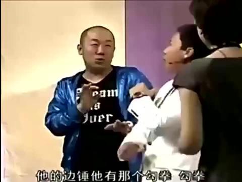 甄子丹现场展示李小龙的截拳道,动作飘逸,好带感