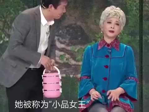 """从曾经春晚的小品女王,到如今被骂""""滚出春晚"""",蔡明怎么了"""
