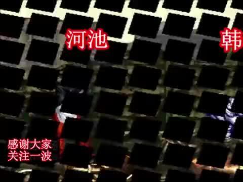 拳皇2000:粉丝戏称河池越南鼻祖,超MAX必杀完虐韩国鼻祖