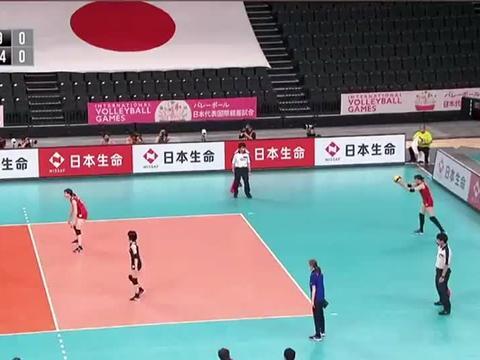 中国女排: 朱婷大调攻钉地板,日本女排根本接不起来!