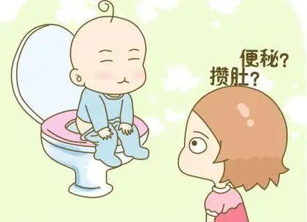 宝宝几天不排便,也许不是便秘哦!一文看懂宝宝攒肚和便秘