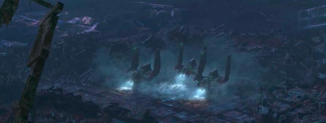 《残次品小队》第8集看点,星球大战世界中超重要的武器被用来扔
