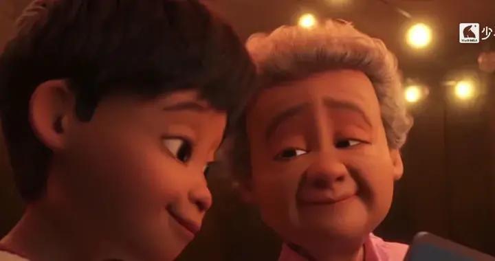 皮克斯获奖短片《风》:告诉孩子奋力向前时,别忘了最珍贵的人