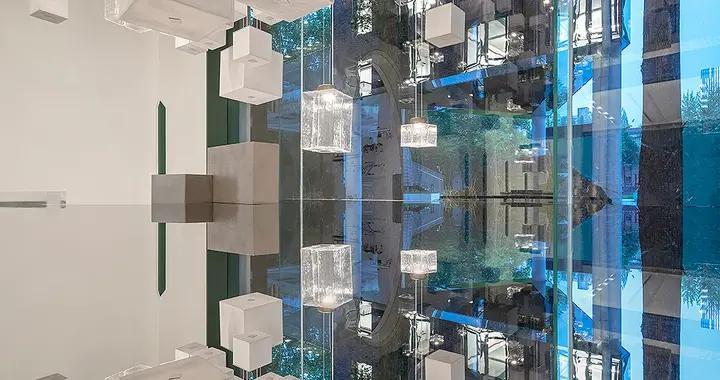 首发 | 刘荣禄软装:重塑建筑表达,勾勒城市棱线