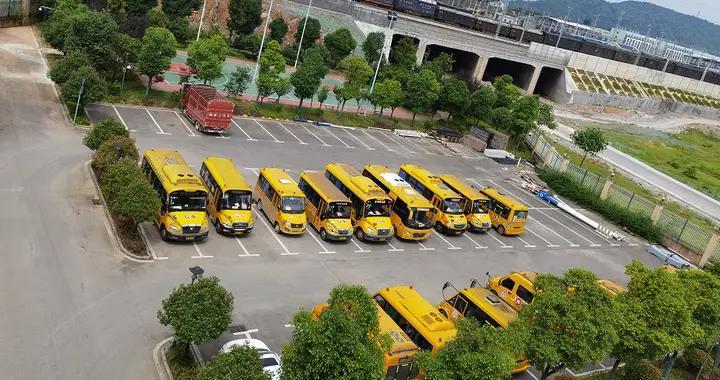 怀化经开区联合交警部门召开校车安全管理培训会议