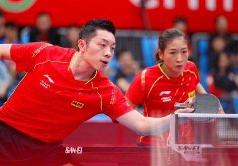 刘诗雯许昕混双全胜夺冠,奥运乒乓首金稳了?一隐患不解决就很难