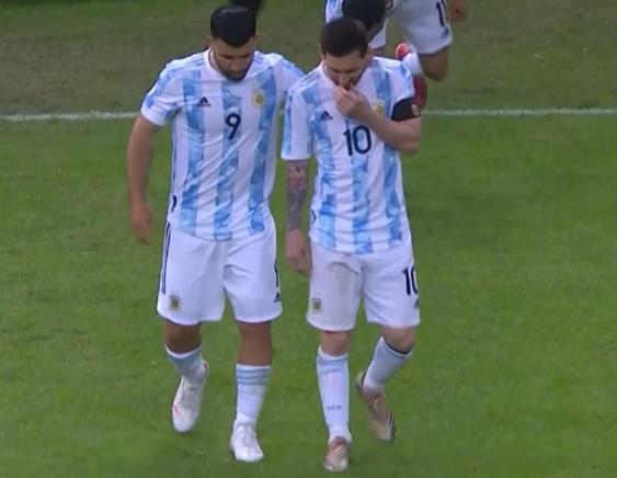 阿根廷基本锁定小组前二,避开夺冠热门巴西,有望直通决赛