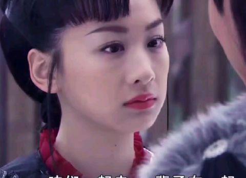 《孔雀翎》中的穆婷婷,天使的面孔冷酷的心,真的是惊艳到我了!