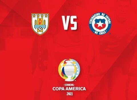 乌拉圭vs智利首发:苏牙、卡瓦尼、巴尔韦德先发,比达尔出战