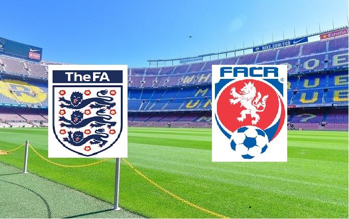 欧洲杯 英格兰vs捷克 足球联赛